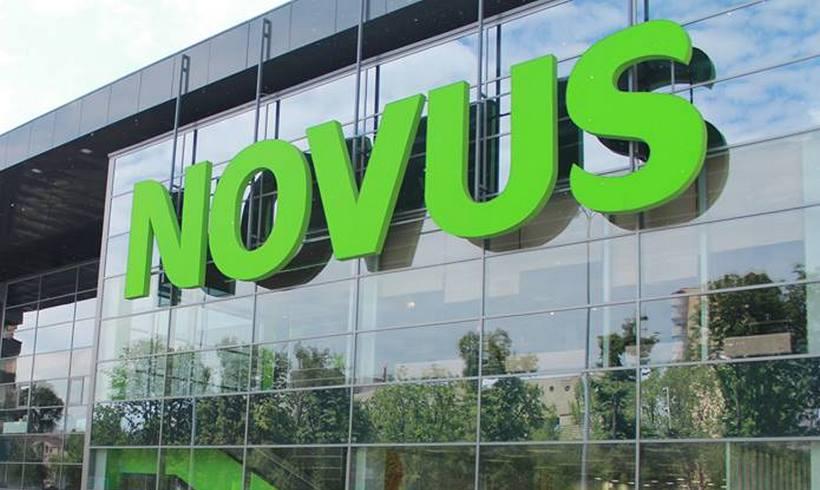 Мережа супермаркетів NOVUS заплатить 160000 гривень за незаконне використання музики