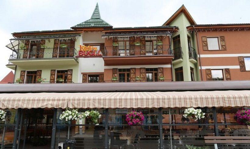 Популярне на Буковелі кафе «Bugi.L» сплатить штраф за нелегальне використання музики